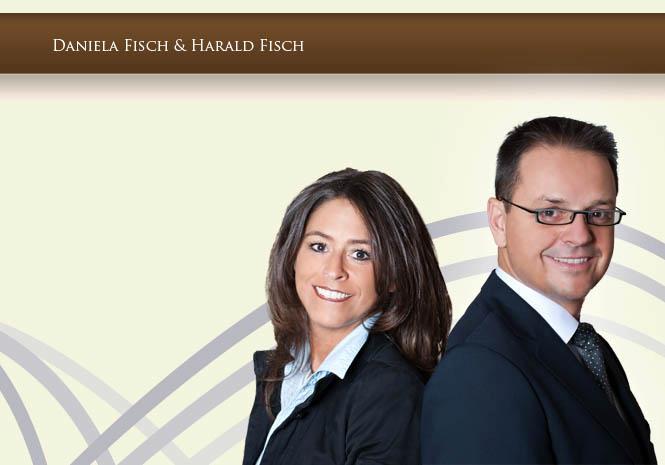 Daniela und Harald Fisch